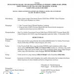 Pengumuman PPDB Gelombang 2 SMPIT Permata Bunda IBS